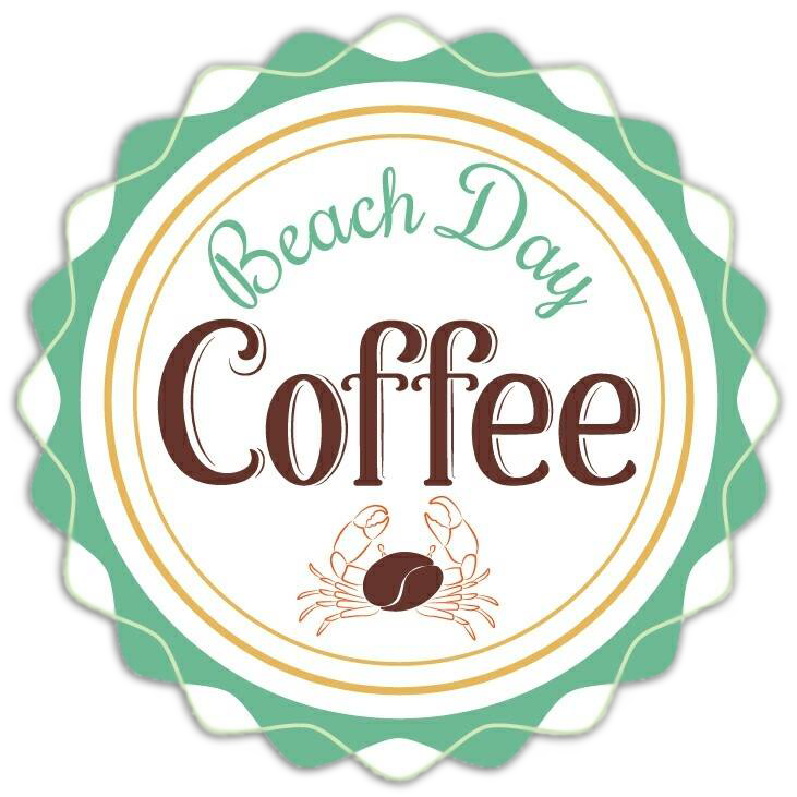 Beach Day Coffee Logo